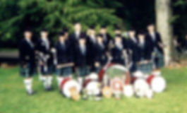 MacKenzie Caledonian Pipe Band - Novice Juvenile World Champions 1998