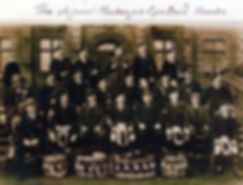 MacKenzie Caledonian Pipe Band - an old picture of the band