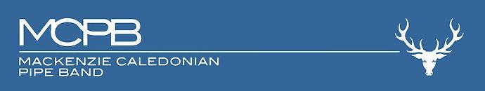 MacKenzie Caledonian Pipe Band - Logo