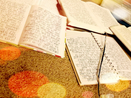 Silence......IN WRITING....