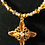 Thumbnail: Crystal Cross Necklace