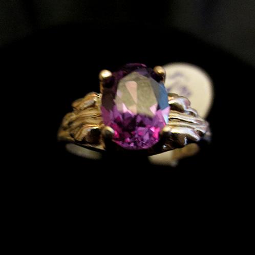 Alexandrium Floral Ring