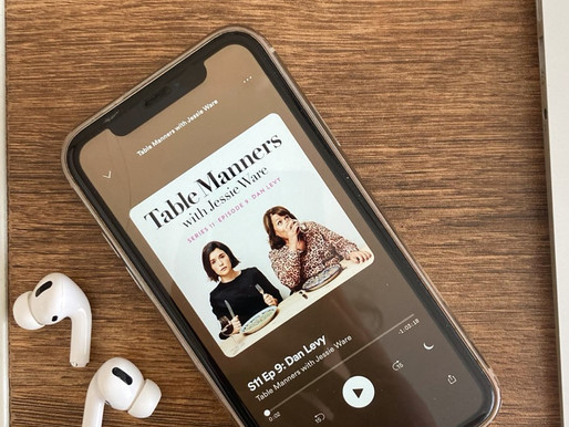 Podcasts I Can't Get Enough Of This Month