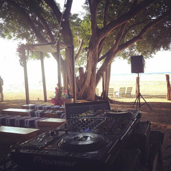 Today's dj booth