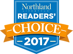 Logo for the Northland Lifestyle Readers' Choice for 2017