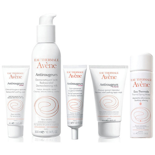 Avène Antirougeurs Redness Relief Kit