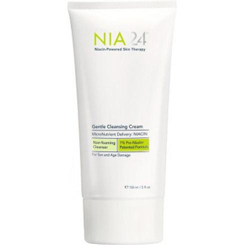 NIA24 Gentle Cleansing Cream, 5 fl oz
