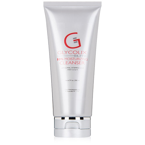 Glycolix Elite 10% Moisturizing Cleanser, 6.7oz