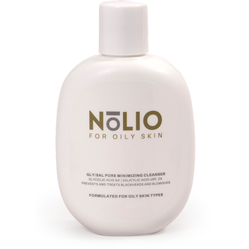 NoLIO Gly/Sal Pore Minimizing Cleanser, 6oz