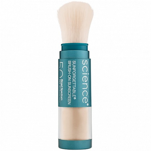 Colorescience Sunforgettable® Matte Brush-on Sunscreen SPF 50 in Fair