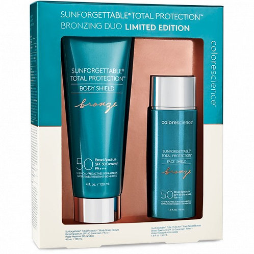 Colorescience Sunforgettable Total Protection Bronzing Duo SPF 50