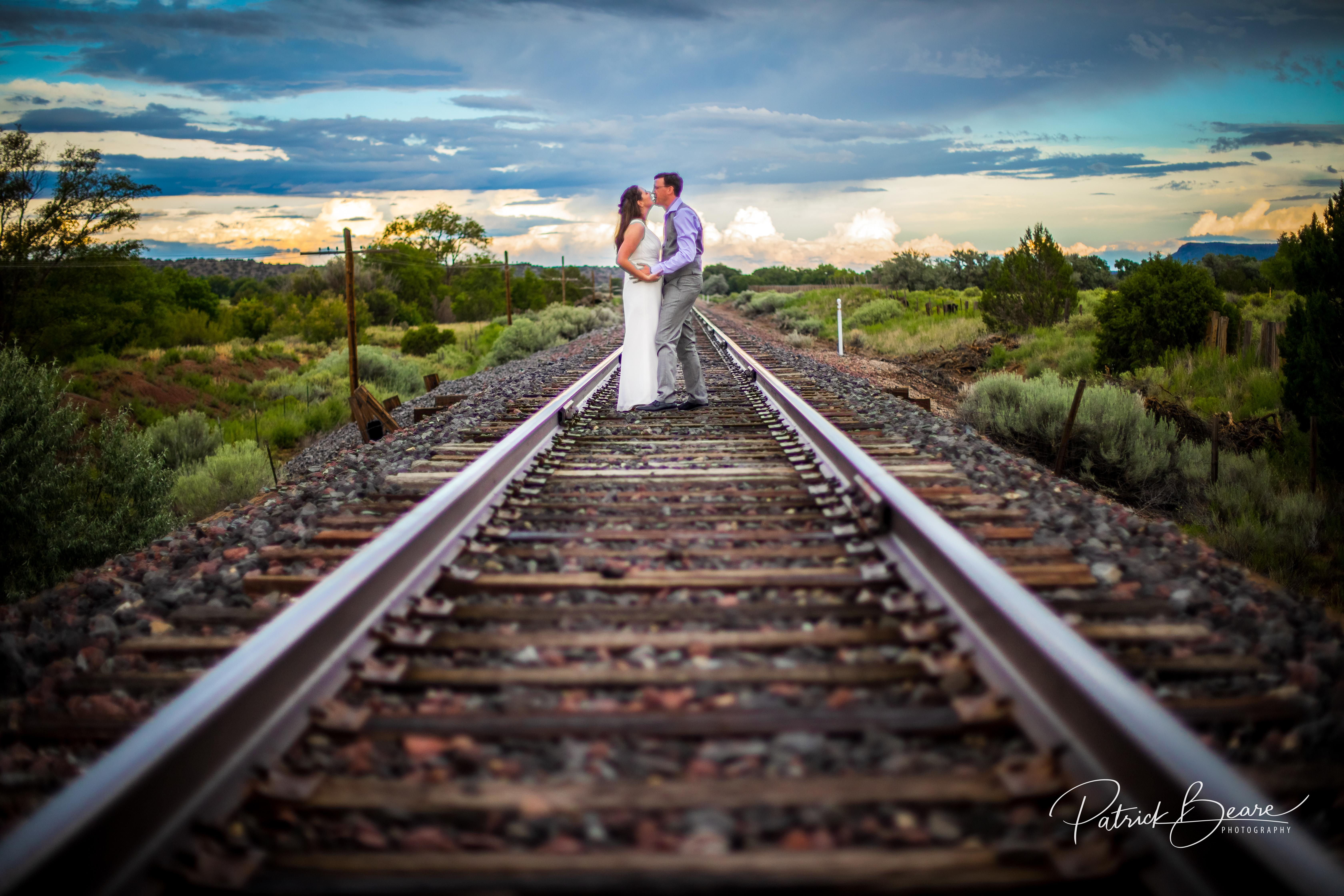 Santa Fe Rustic Wedding