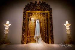 Hotel Eldorado Wedding Dress Santa Fe Wedding