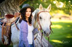 Albuquerque Senior Photographer Corrales