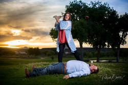 Ladera Golf Course Albuquerque Wedding