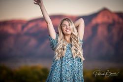 Albuquerque Senior Photographer Sandia Mountains