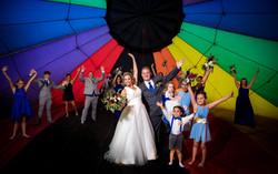 Albuquerque Balloon Museum Wedding
