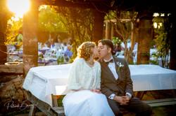Koinonia Albuquerque Wedding Sunset