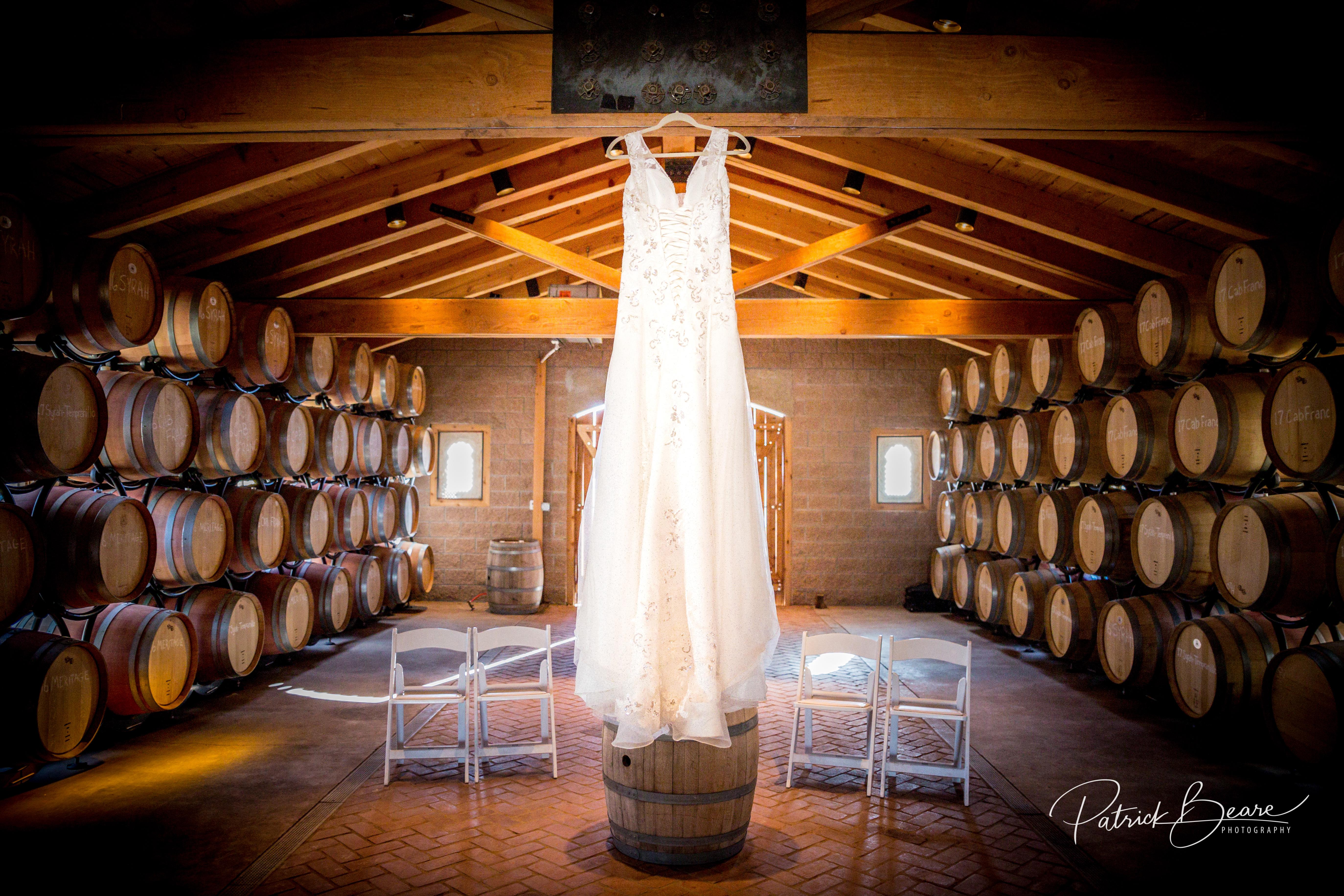 Casa Rodena Winery Albuquerque Wedding