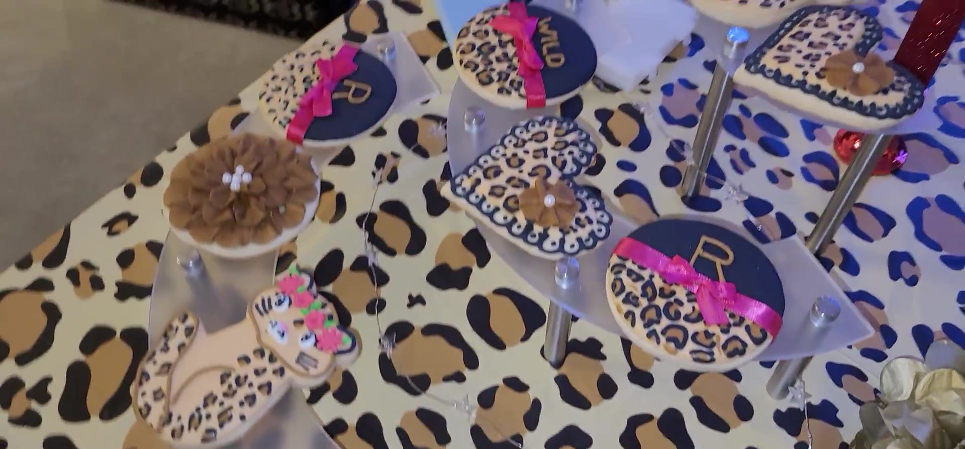 Cheetah Themed Party