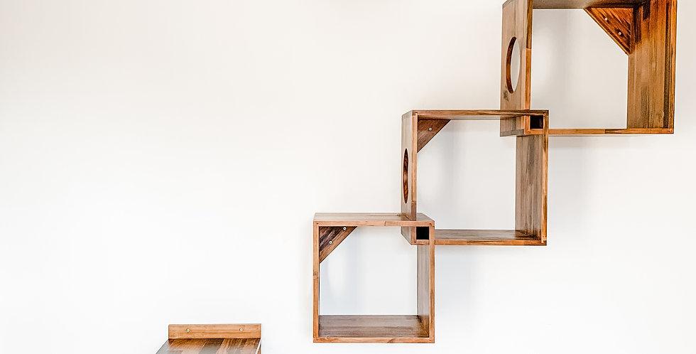 Boxy Wall Tree