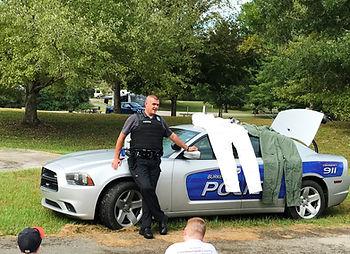 Burkesville Police Department -  Chief o