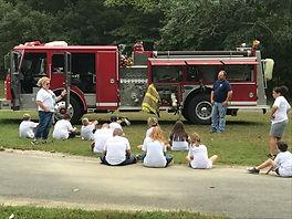 Ms. Becky - Burkesville Volunteer Fire D