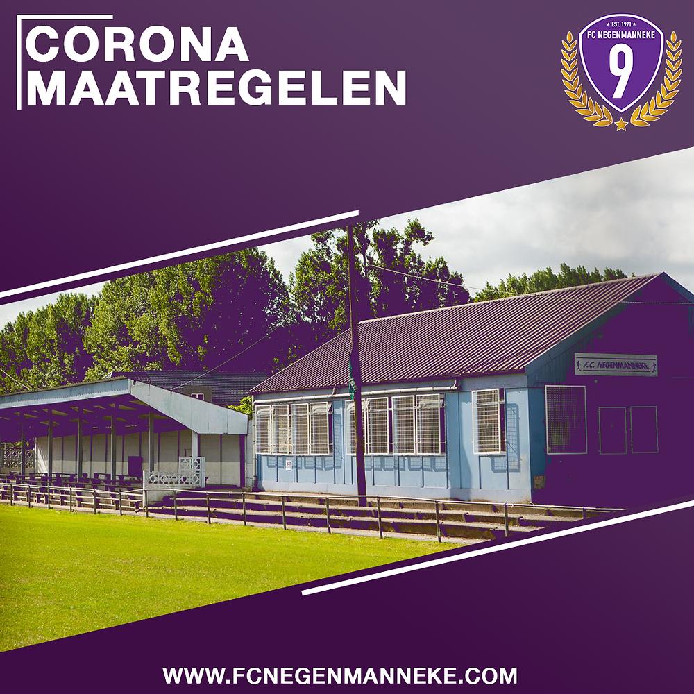 Coronamaatregelen FC9M