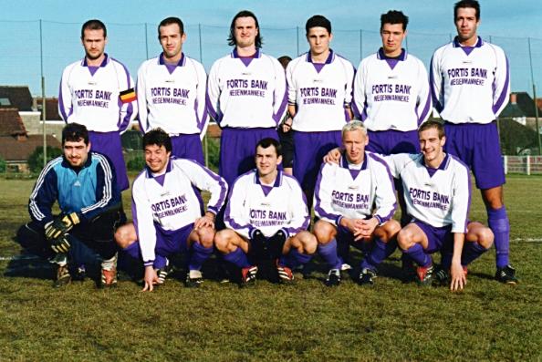 FC Negenmanneke Retro