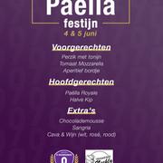Paëlla Festijn: Bestel hier!