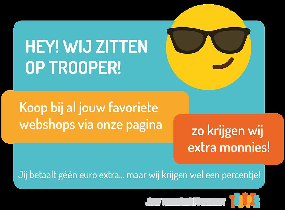 FC Negenmanneke | Trooper