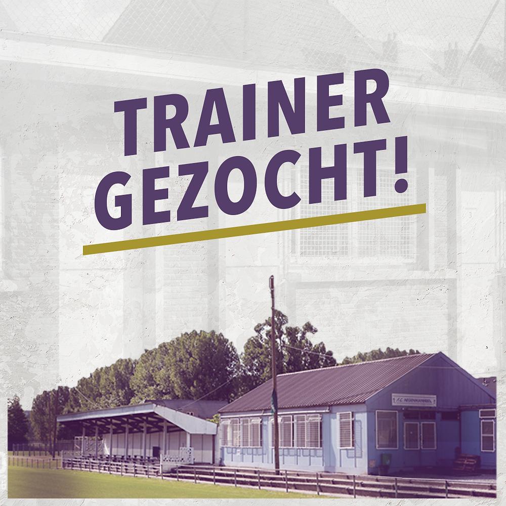 FC Negenmanneke Trainer Gezocht