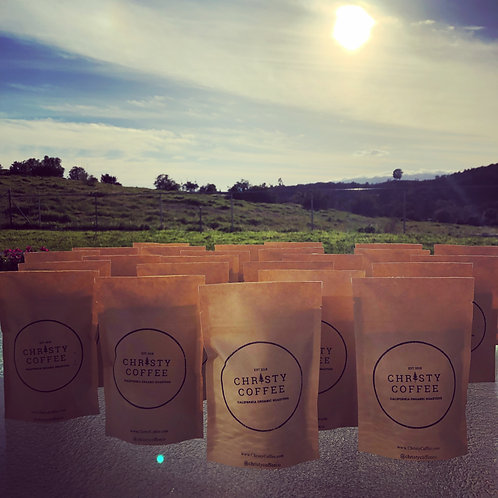Christy Coffee Sample Pack