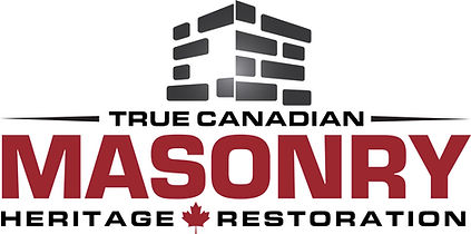 True Canadian Masonry chimney repair fix broken brick