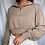 Thumbnail: Cropped Sand Sweater (S/M)