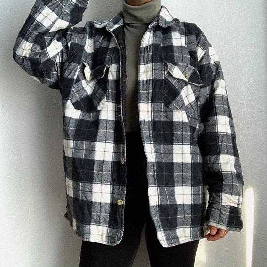 Flannel Jacket (L)