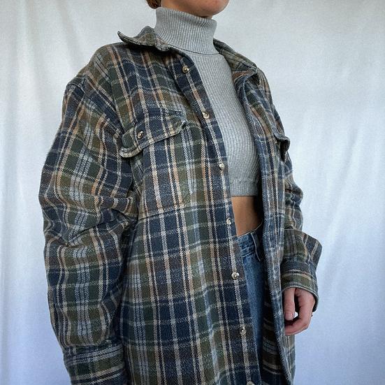 Heavy Knit Flannel (XL)