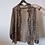 Thumbnail: Vintage Sheer Blouse (XL)