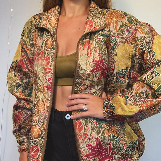 Fall For Me Bomber (L)