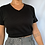 Thumbnail: Thick Knit Ribbed Crop (S)