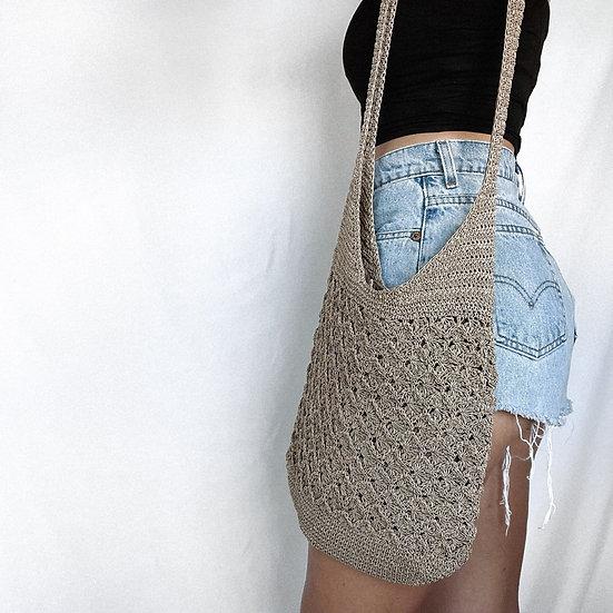 Sand Shoulder Bag