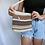 Thumbnail: Neutral Crochet Crossbody Bag