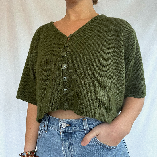 Sweater Crop (XL)