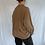 Thumbnail: Camel Pendleton Mock Neck (XL)