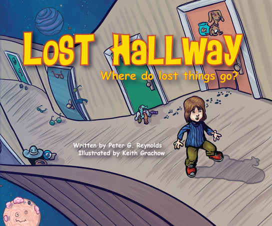 Lost Hallway: Where do lost things go?