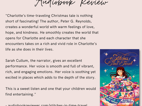 Awesome Audiobook Review!