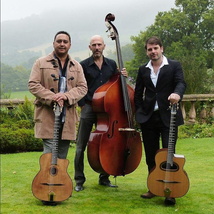 Paulus Schäfer trio feat. Dominique Paats