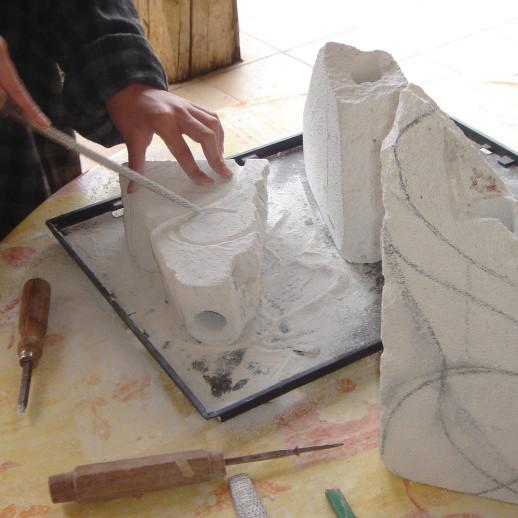 Les ateliers du dimanche | sculpture