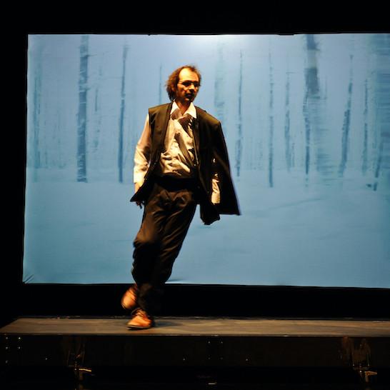 L'homme qui marche | Les Argonautes