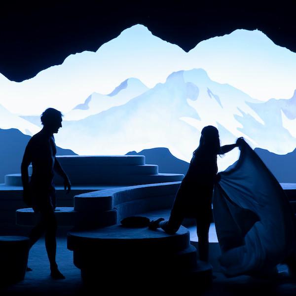 Snow thérapie | Alex Lutz, Julie Depardieu